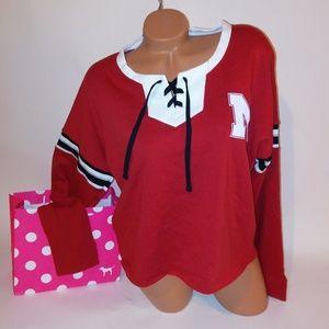 Victoria Secret PINK Crop Sweater
